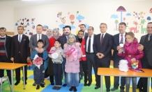 Kızılay Ağrı Şubesi'den Özel Eğitim Sınıfı Açılışı