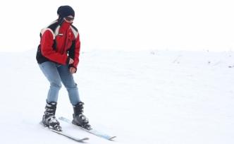 Küpkıran Kayak Merkezi Yılbaşıyla Açılış Yaptı