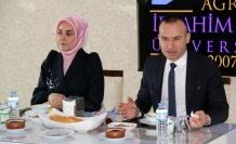 Ağrı Milli Eğitim Müdürü Tekin, Kadınlar Günü'nü Kutladı