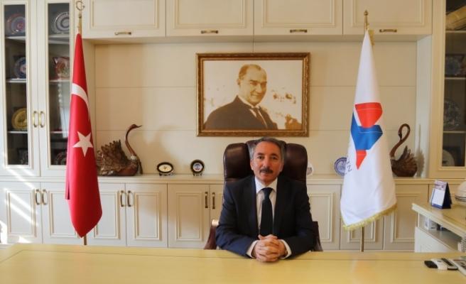 Rektör Karabulut'tan 19 Mayıs Atatürk'ü Anma Gençlik ve Spor Bayramı Mesajı