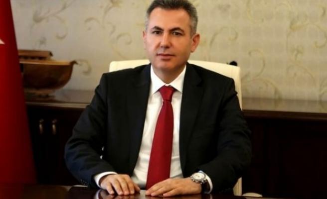 Vali Elban'dan 19 Mayıs Atatürk'ü Anma ve Gençlik ve Spor Bayramı Kutlama Mesajı