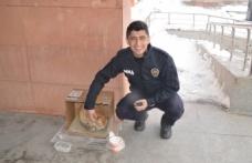 AĞRI POLİSİNDEN ÖRNEK DAVRANIŞ