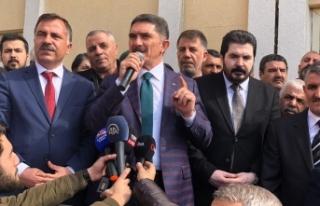 AK Parti Ağrı Milletvekili Çelebi Kılıçdaroğlu'na...