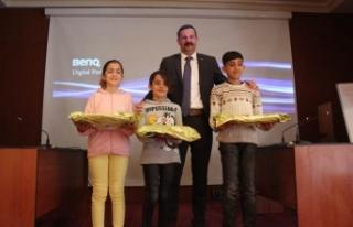 Taşlıçay'da Trafik Haftası Etkinliği Düzenlendi