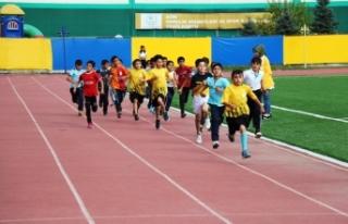 Ağrı'da ''Amatör Spor Haftası''...