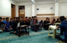 Diyadinli öğrencilerden Barış Pınarı Harekâtına destek