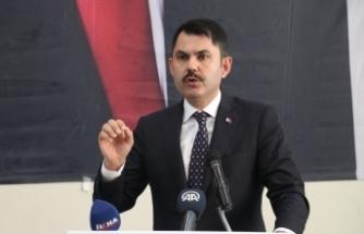 Bakan Kurum: ''Ağrı'yı Bölgenin ve Türkiye'nin parlayan yıldızı yapacağız''