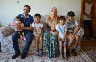 Bir çocuğunu kaybeden baba, diğer çocuğunun tedavisi için destek bekliyor