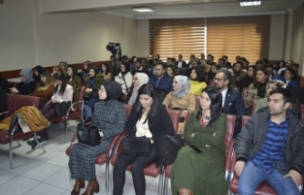 Ağrı'da Çocuk İstismarıyla Mücadele Konferansı düzenledi