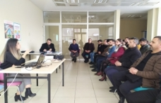 Patnos'ta Hijyen eğitimi verildi