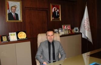 Ağrı Milli Eğitim Müdürü Tekin'den öğretmenlere öğrencilerine destek olma çağrısı