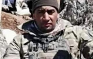 İdlib'de kalp krizi geçiren Ağrılı asker şehit...