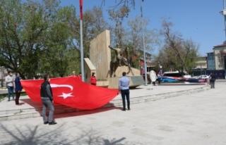 Ağrı'da 19 Mayıs Atatürk'ü Anma, Gençlik...