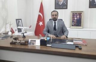 AK Parti'li meclis üyesi Şahin, trafik kazasında...