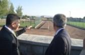 Vali Elban Eleşkirt'ti ziyaret etti