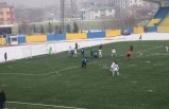 Ağrıspor 3 puanı 3 golle aldı